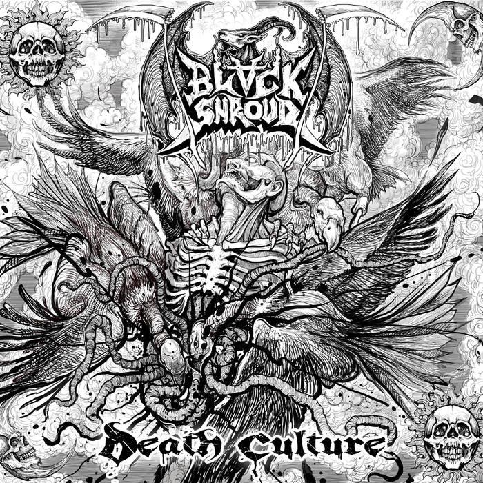 Black Shroud – Death Culture(Review)