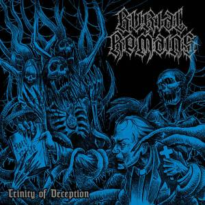 Burial Remains - Trinity of Death