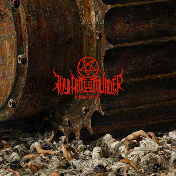 Thy Art Is Murder – Human Target (Review)