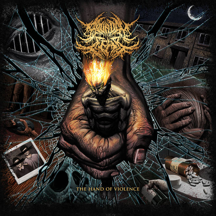 Bound in Fear – The Hand of Violence(Review)