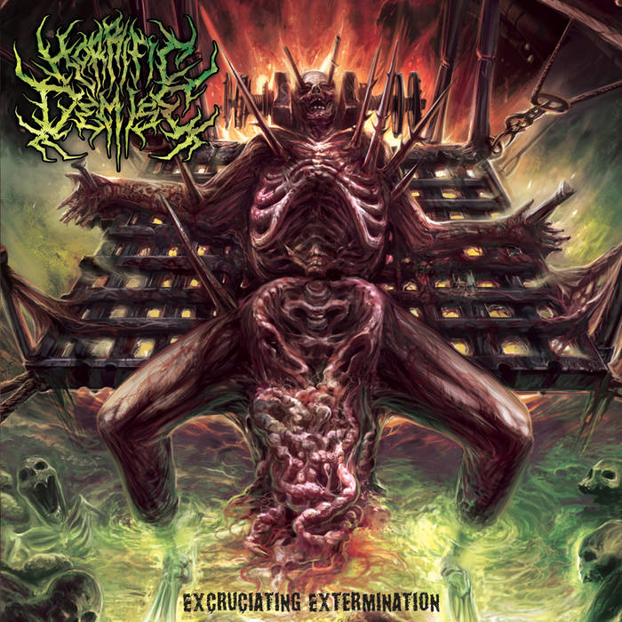 Horrific Demise – Excruciating Extermination (Review)
