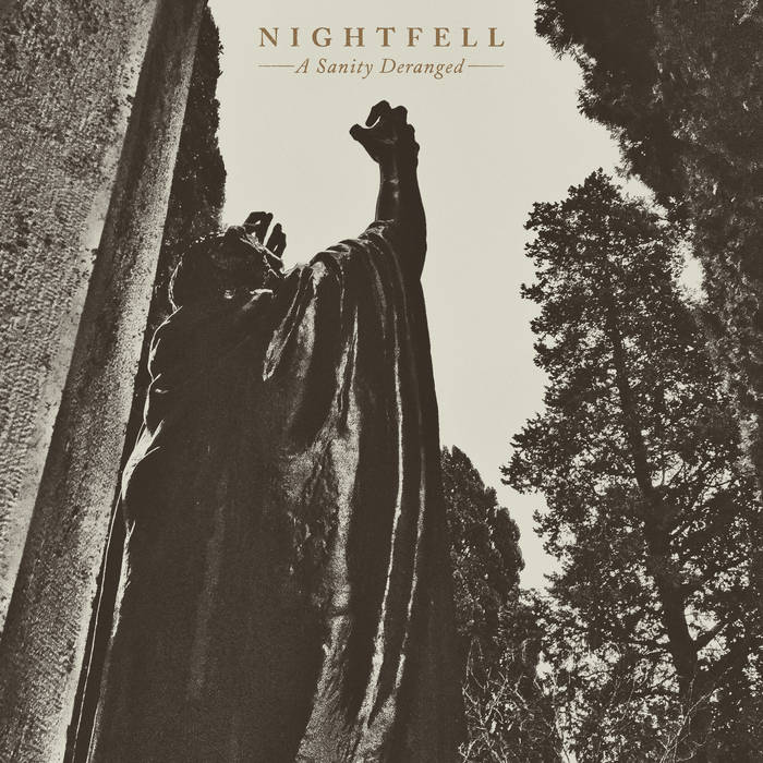Nightfell – A Sanity Deranged(Review)