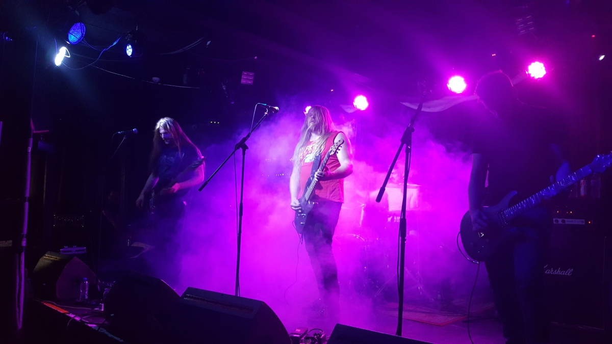 Hexis/Zatokrev/Marw – Rebellion, Manchester – 18/08/19 (Live Review)