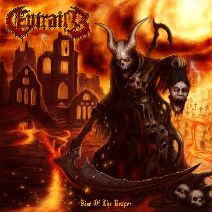Entrails – Rise of the Reaper (Review)