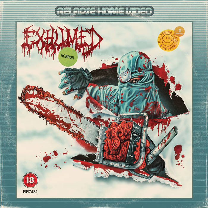 Exhumed – Horror (Review)