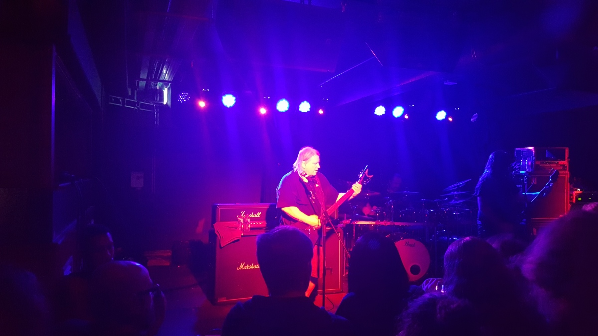 A Vile Desolate Sands Tour – Nile/Hate Eternal/Vitriol/Omophagia – Manchester Club Academy, 24/09/19 (LiveReview)