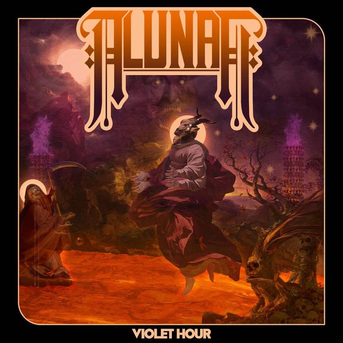 Alunah – Violet Hour(Review)