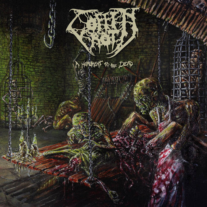 Coffin Rot – A Monument to the Dead(Review)