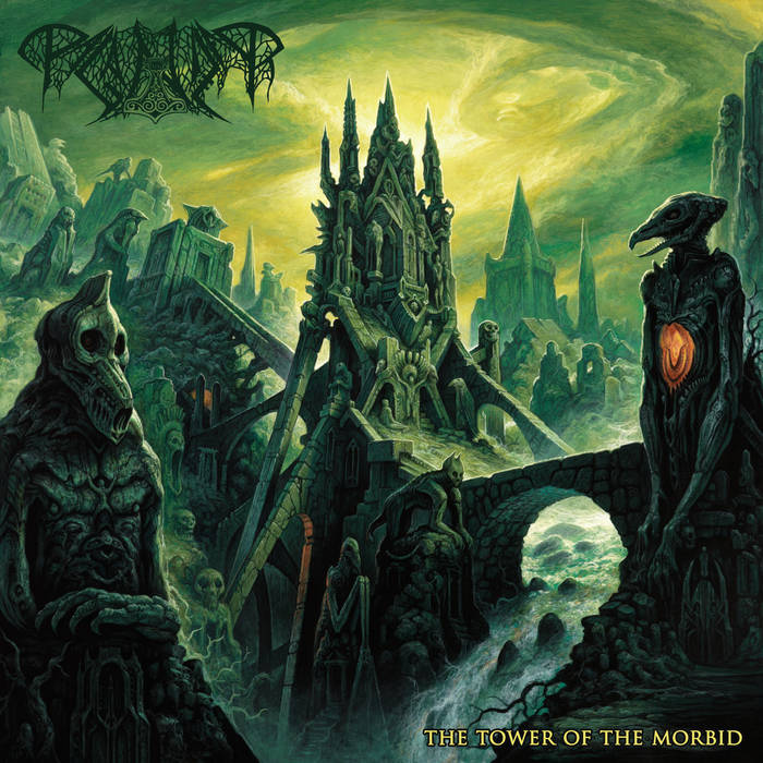 Paganizer – The Tower of the Morbid(Review)