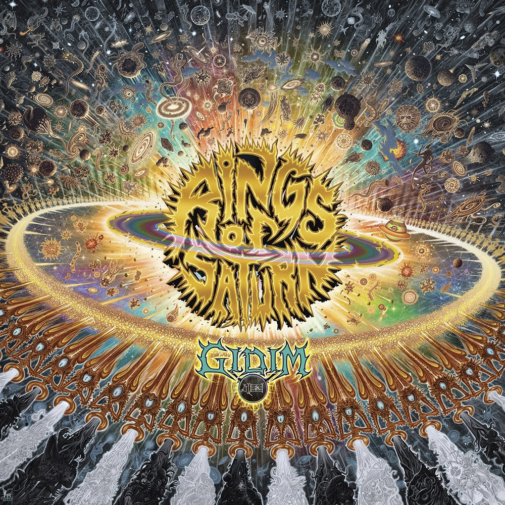 Rings of Saturn – Gidim (Review)