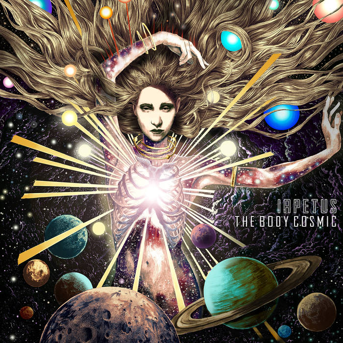 Iapetus – The Body Cosmic (Review)
