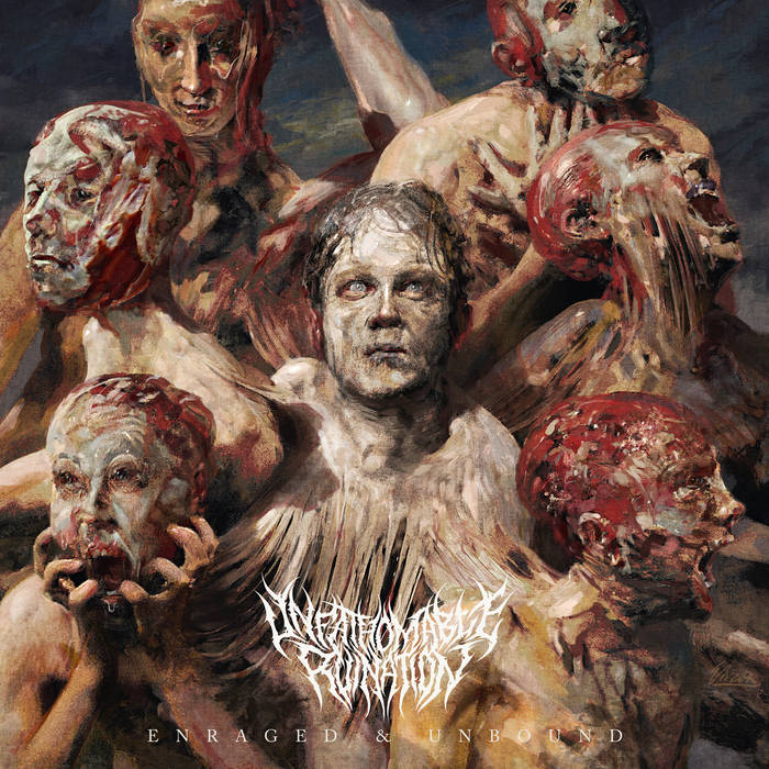 Unfathomable Ruination – Enraged and Unbound(Review)