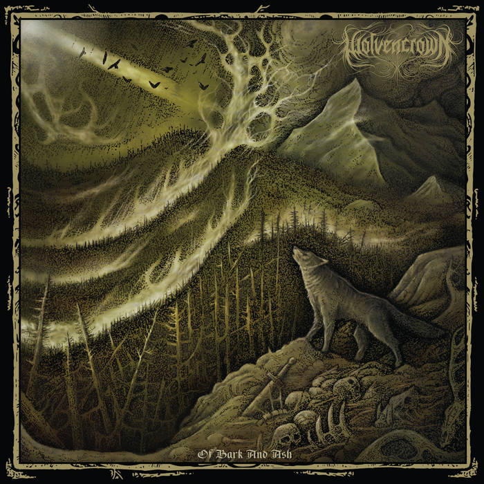 Wolvencrown – Of Bark and Ash(Review)