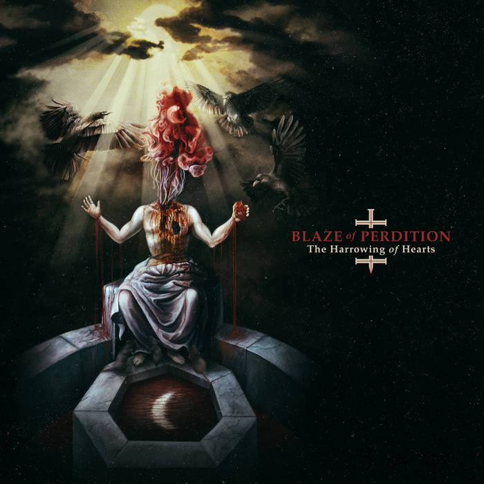 Blaze of Perdition – The Harrowing of Hearts (Review)