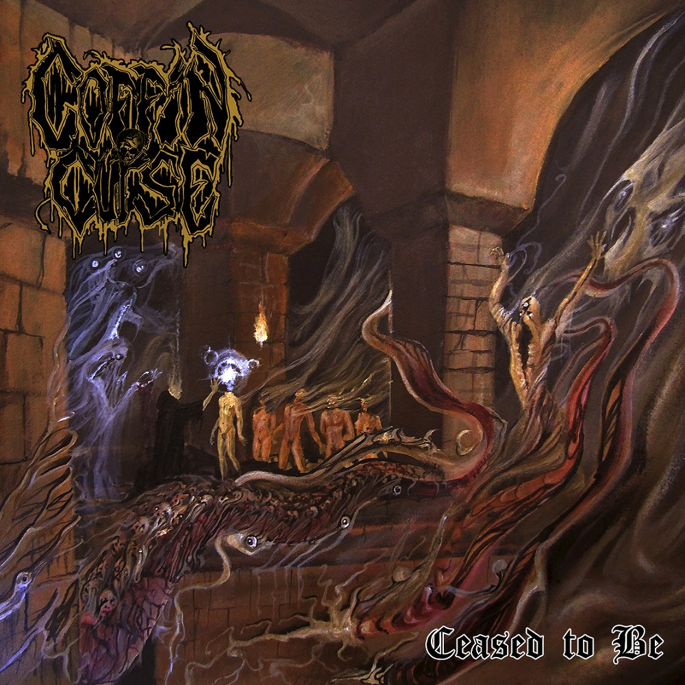 Coffin Curse – Ceased to Be (Review)