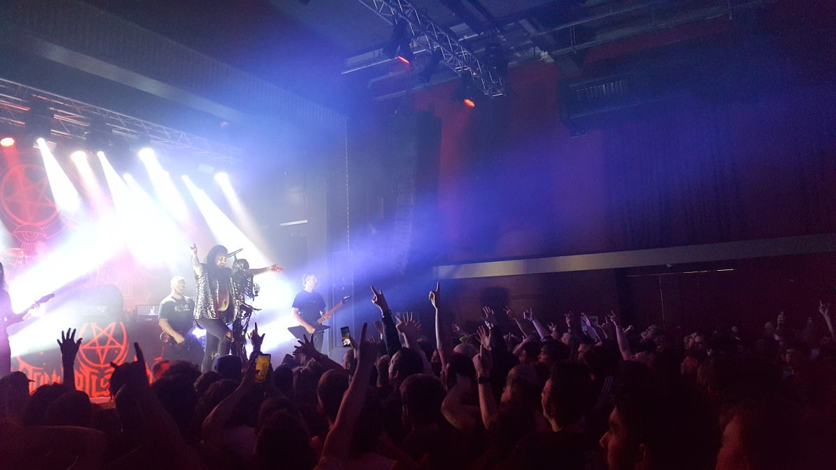Human Target Tour – Thy Art Is Murder/Carnifex/Fit for an Autopsy/Rivers of Nihil/I Am – Manchester Academy 2, 26/01/20 (Live Review)