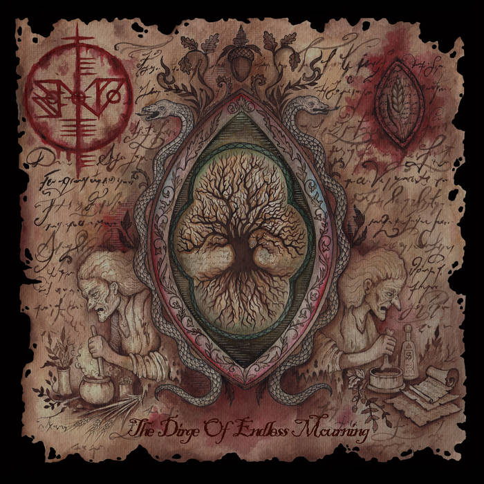Scáth Na Déithe – The Dirge of Endless Mourning(Review)