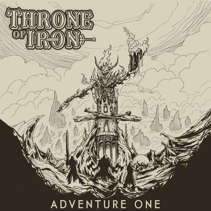 Throne of Iron – Adventure One(Review)