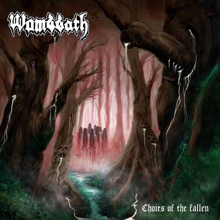 Wombbath – Choirs of the Fallen (Review)