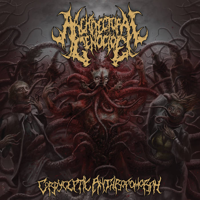 Architectural Genocide – Cordyceptic Anthropomorph(Review)