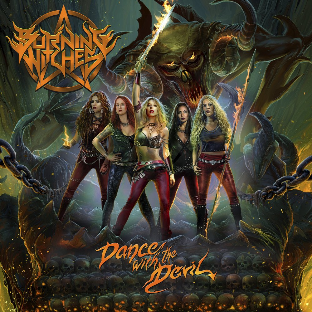 Burning Witches – Dance with the Devil(Review)