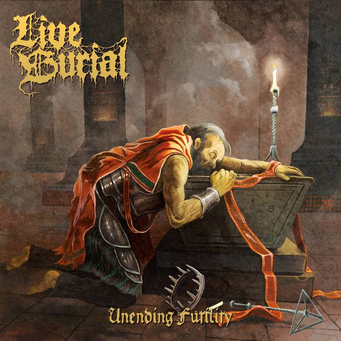 Live Burial – Unending Futility(Review)