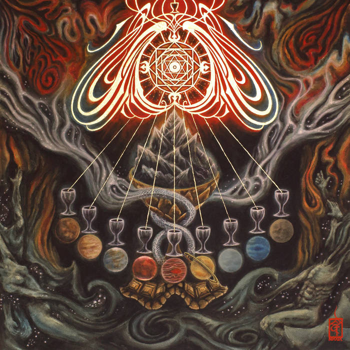 Spectral Lore/Mare Cognitum – Wanderers: Astrology of the Nine – Split(Review)