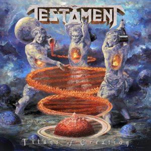 Testament - Titans of Creation