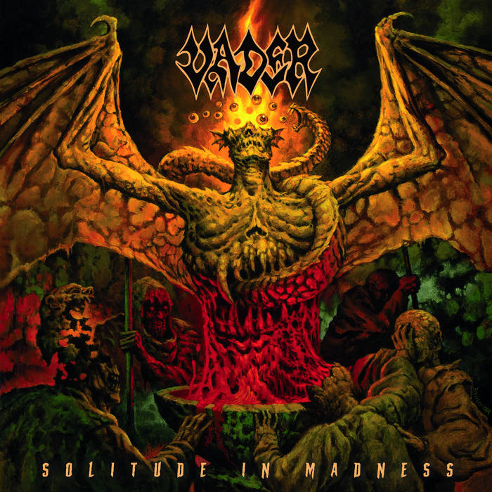 Vader – Solitude in Madness(Review)