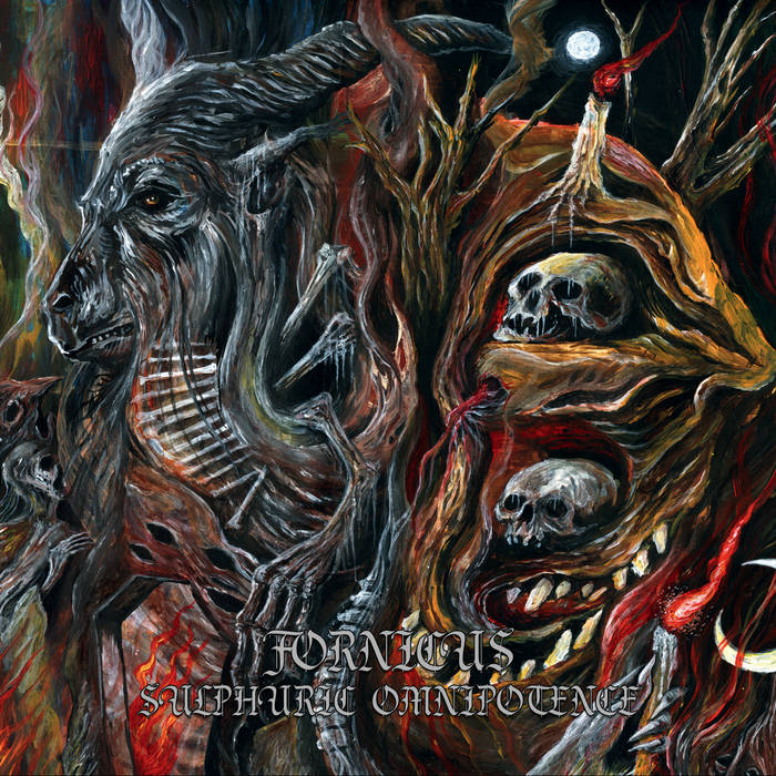 Fornicus – Sulphuric Omnipotence – (Review)