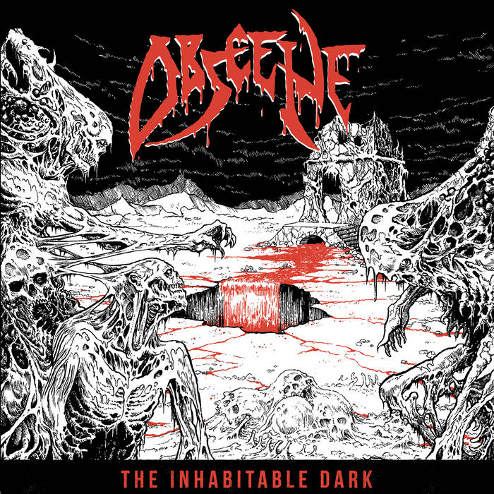 Obscene – The Inhabitable Dark (Review)