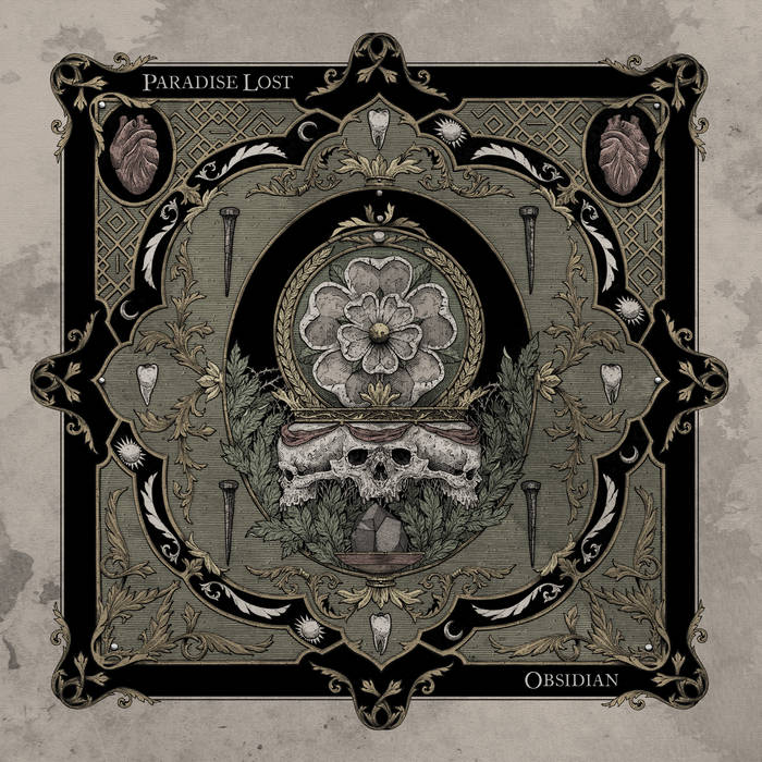 Paradise Lost – Obsidian(Review)