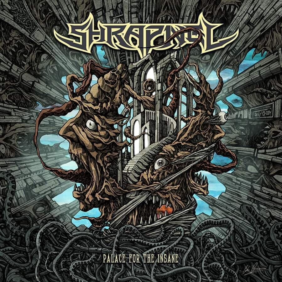 Shrapnel – Palace for the Insane (Review)