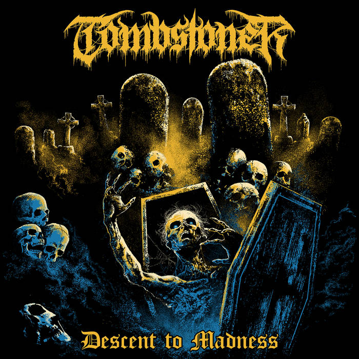 Tombstoner – Descent to Madness(Review)