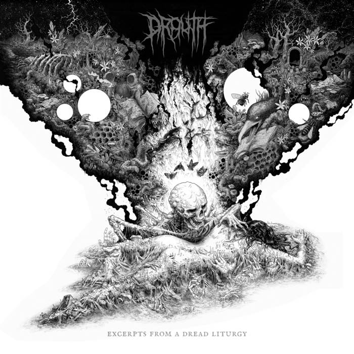 Drouth – Excerpts from a Dread Liturgy(Review)