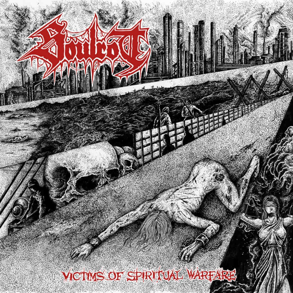 Soulrot – Victims of Spiritual Warfare (Review)