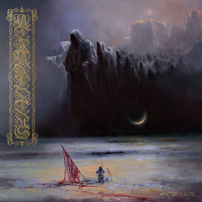 Atramentus – Stygian(Review)