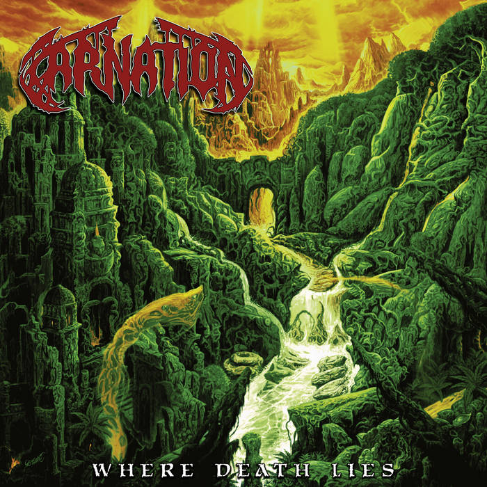 Carnation – Where Death Lies (Review)