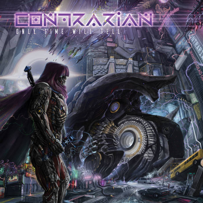 Contrarian – Only Time Will Tell (Review)