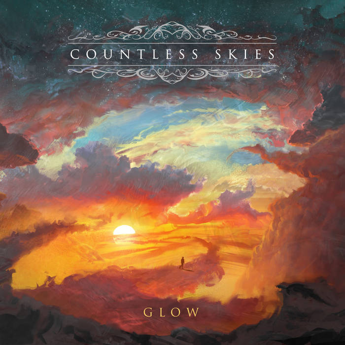Countless Skies – Glow (Review)