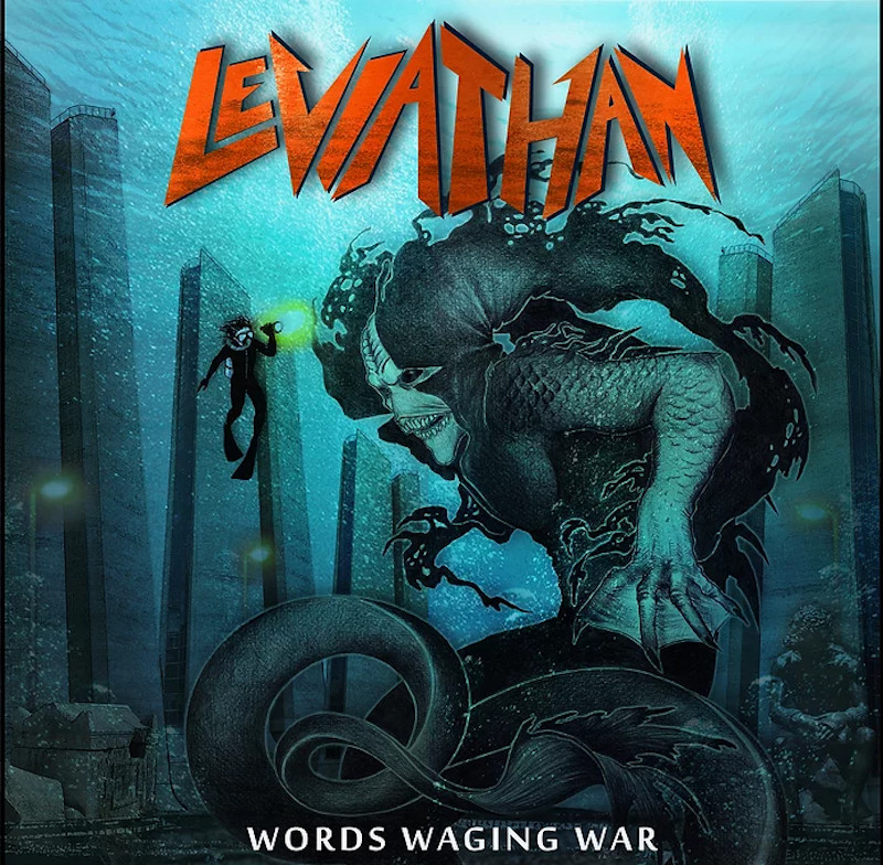 Leviathan – Words Waging War(Review)