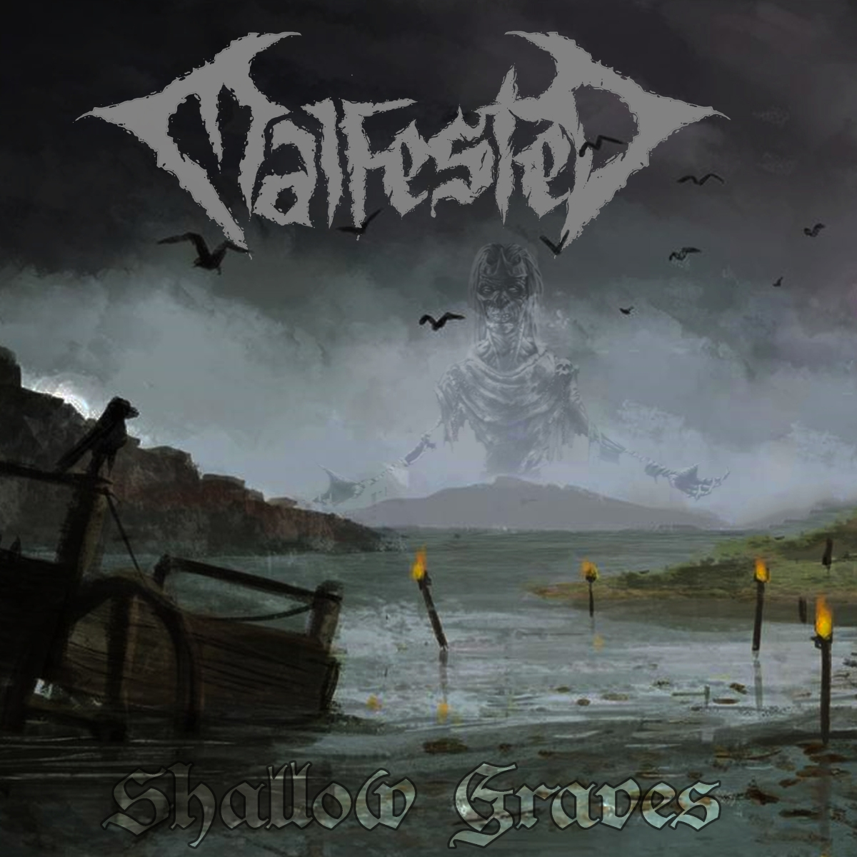 Malfested – Shallow Graves(Review)