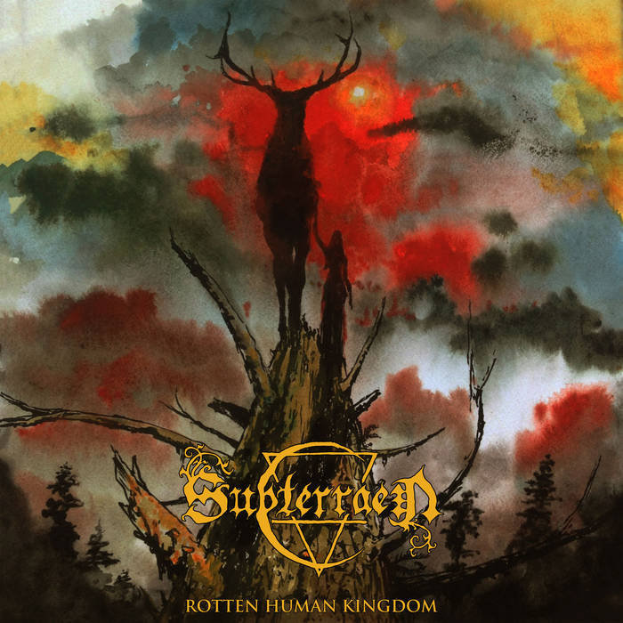 Subterraen – Rotten Human Kingdom (Review)