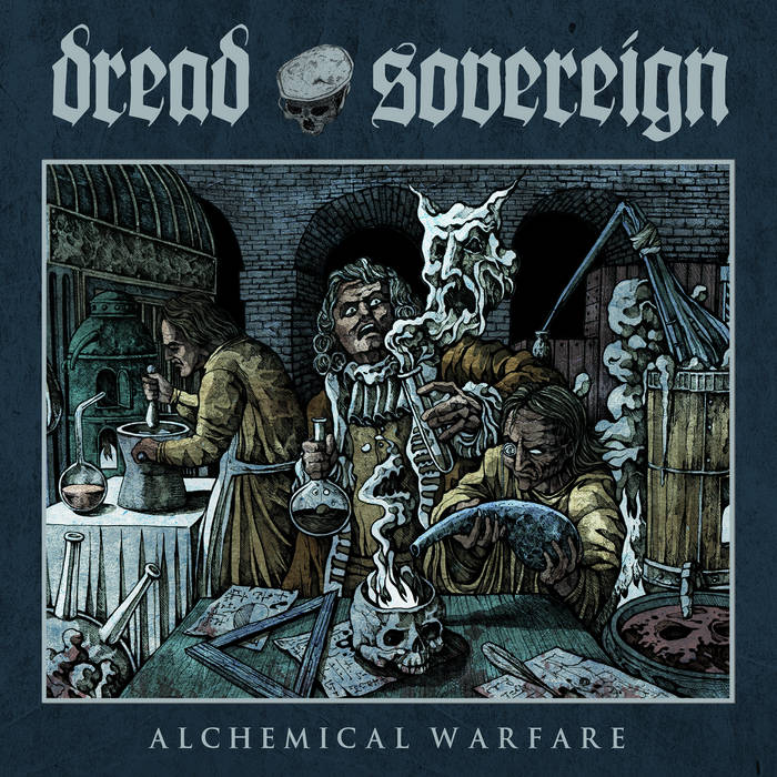 Dread Sovereign – Alchemical Warfare (Review)