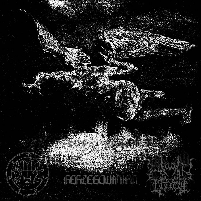 House of Wolf and Crow (Shaidar Logoth/Herzegovinian/Horrid Litany) – Dawn of the Trident – Split (Review)