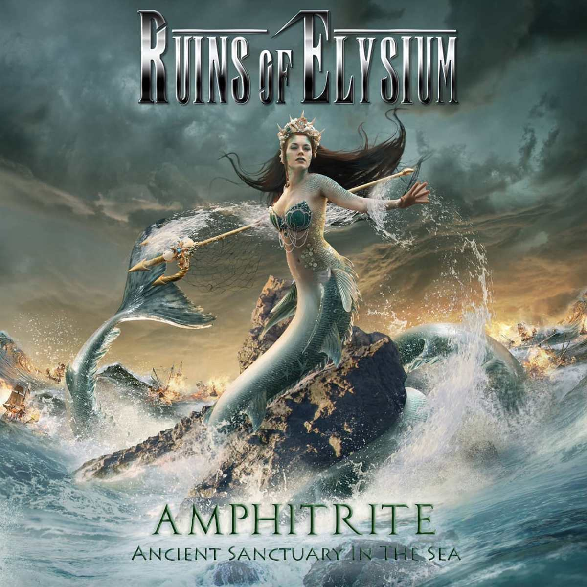Ruins of Elysium – Amphitrite: Ancient Sanctuary in the Sea (Review)