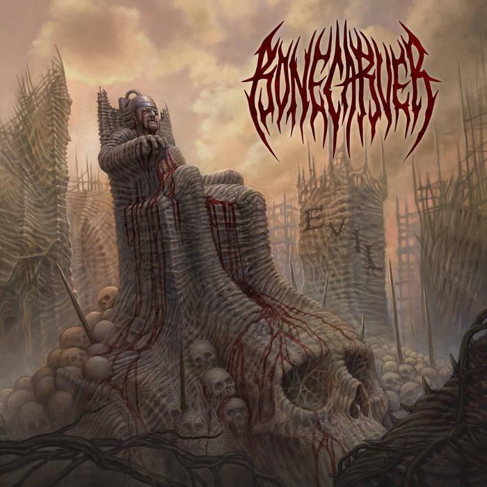 Bonecarver – Evil(Review)