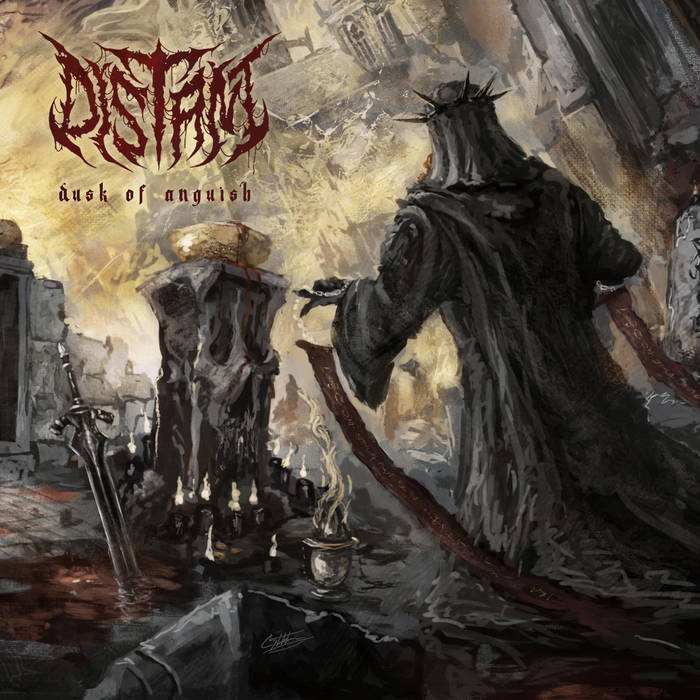 Distant – Dusk of Anguish(Review)