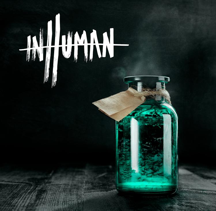 Inhuman – Inhuman(Review)