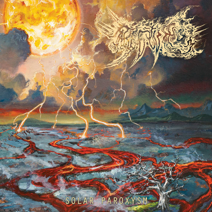 Mare Cognitum – Solar Paroxysm(Review)